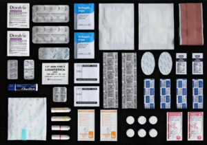 Boo-boo safety kit